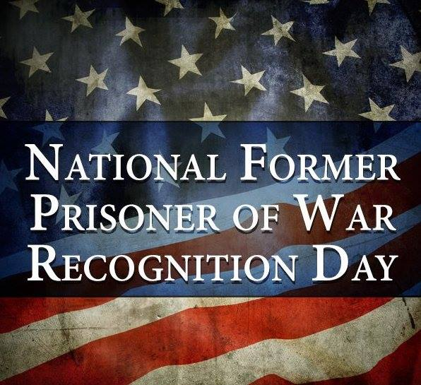 National Former Prisoner of War Recognition  4.9.2021