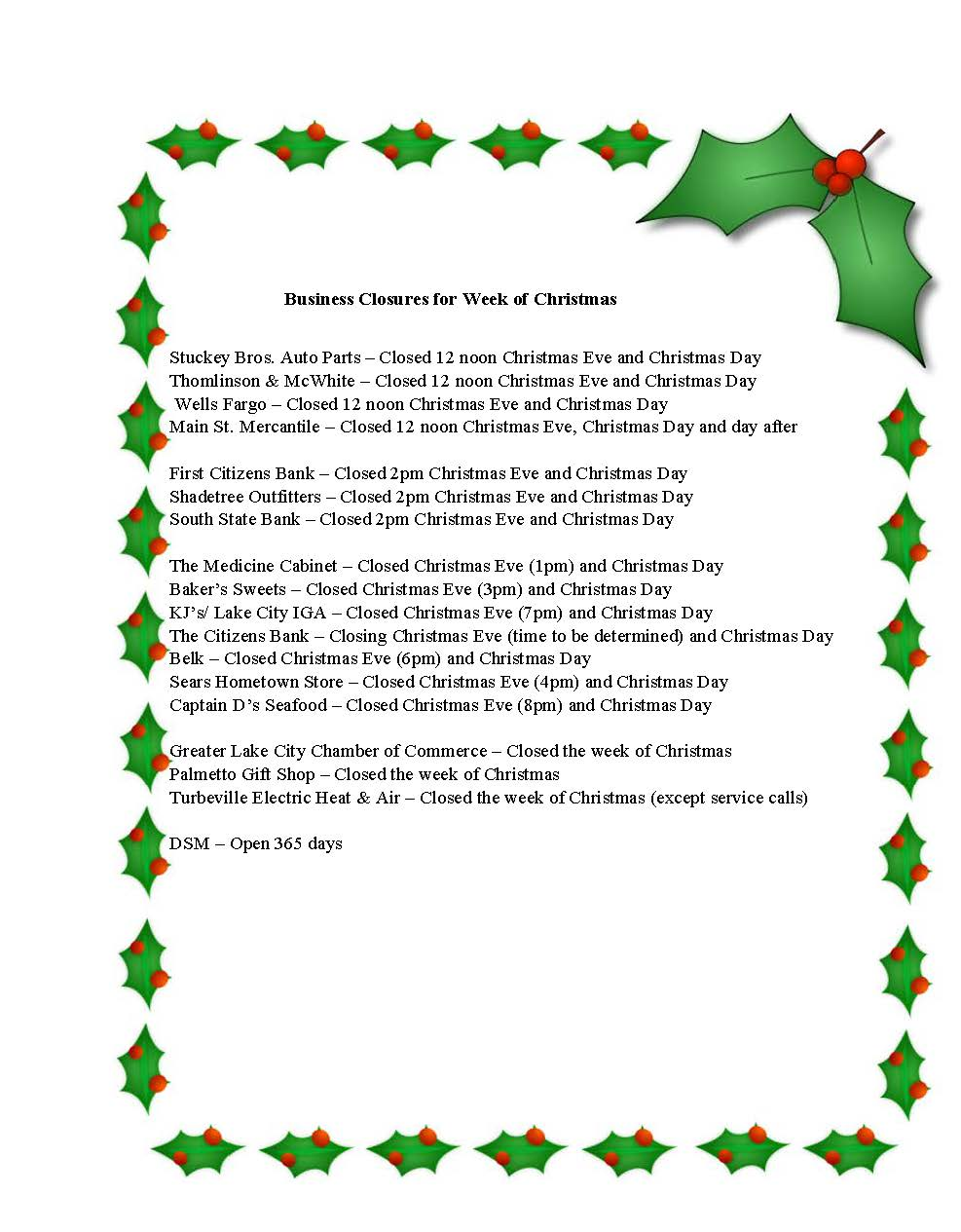 Business Closures for Week of Christmas   12.20.2018_Page_2
